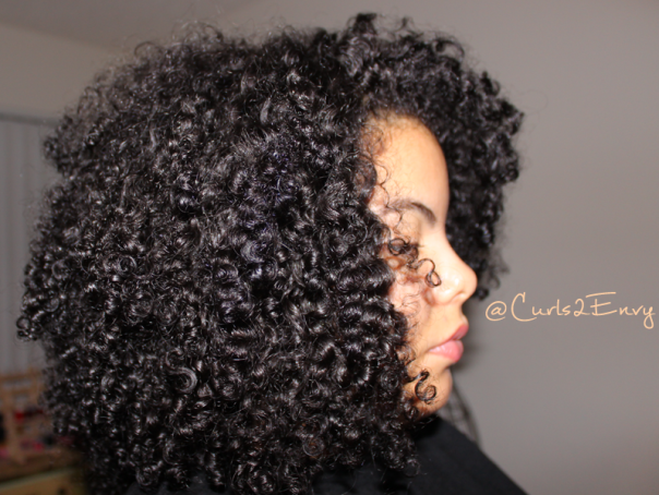 Day 3 hair
